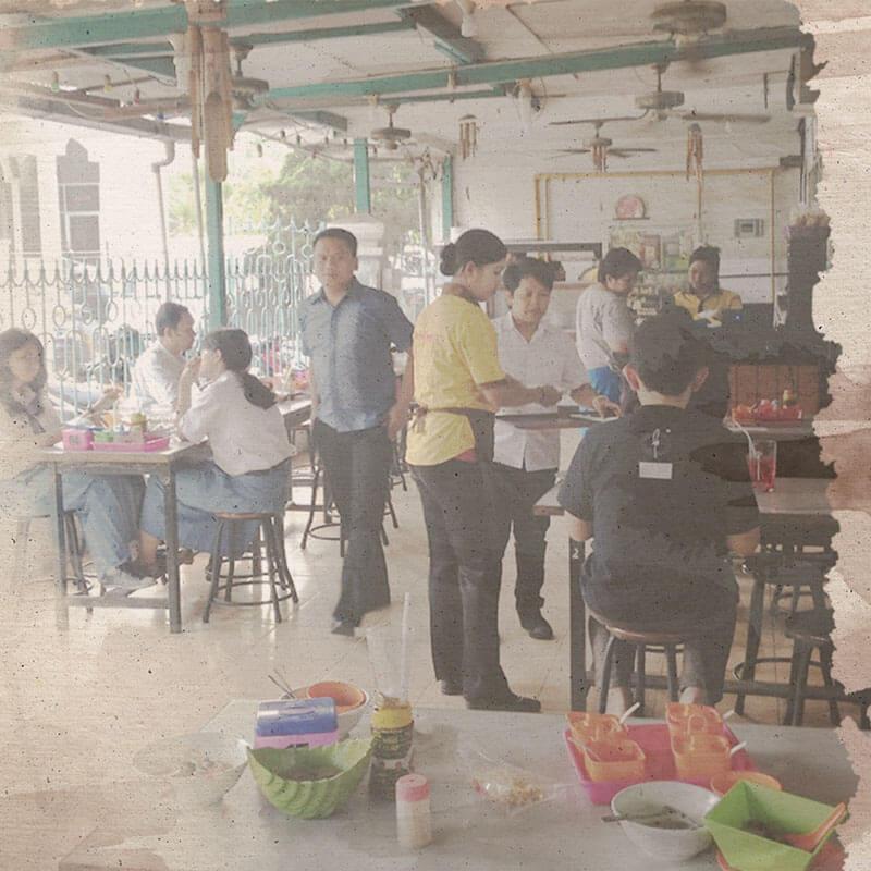 Mie dan Penyetan Terenak di Surabaya